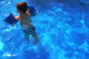 Baby-Schwimmen