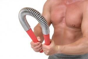 Muskelaufbau durch Bodybuilding