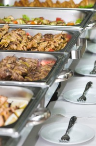 Buffet vom Cateringservice Berlin