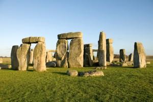 Beliebte Sehenswürdigkeit in England: Stonehenge