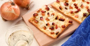 Flammkuchen-Rezept-Raclette