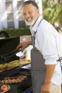 Grillen Gasgrill Fleisch Steak