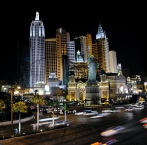 Urlaub in den USA, Las Vegas