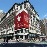 The World Largest Store - Macy's in New York