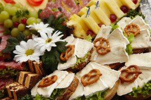 Catering vom Partyservice