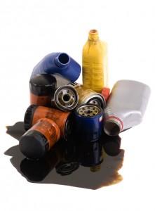 Professionelle Schadstoffensorgung schont die Umwelt.