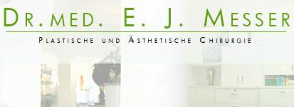 Dr. Med. E. J. Messer  - Facharzt für plastische und ästhetische Chirurgie