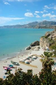 Urlaub in Spanien am Meer